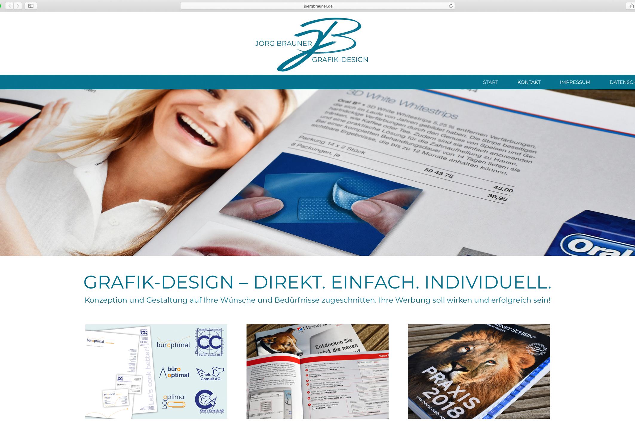 Webdesign Newsletter